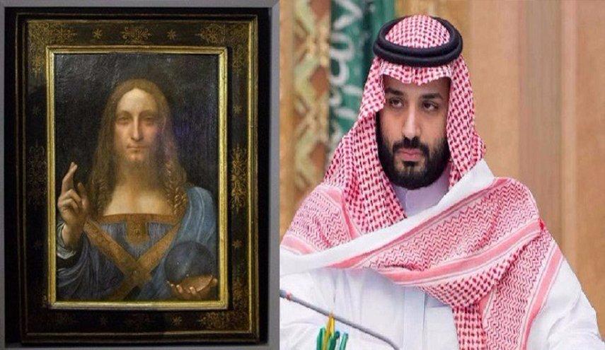 Photo of مطالبة بن سلمان بإعادة لوحة مخلص العالم لمتحف اللوفر