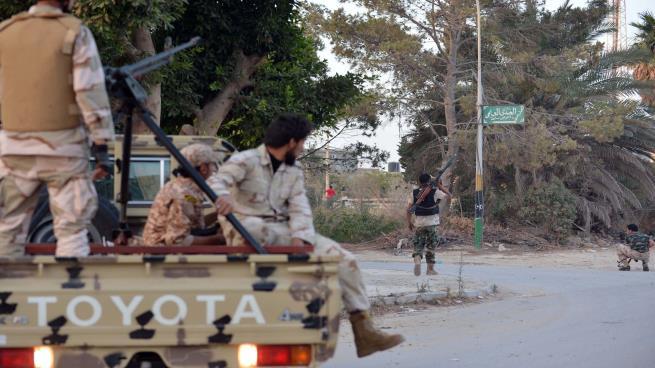 Photo of نظام آل سعود يمنح السيسي غطاءً للتدخل العسكري في ليبيا