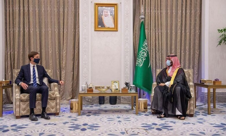 Saudi normalisation