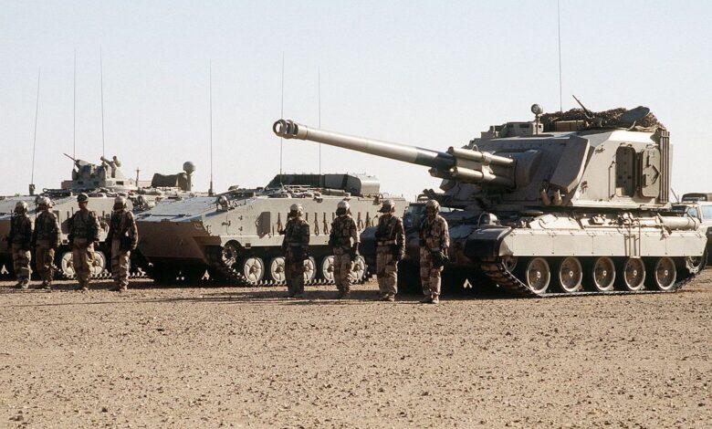 Saudis establish military base
