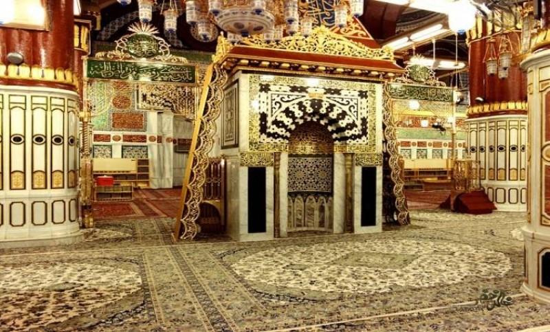 Photo of السعودية تفتح الروضة النبوية للمصلين بعد شهور من الإغلاق