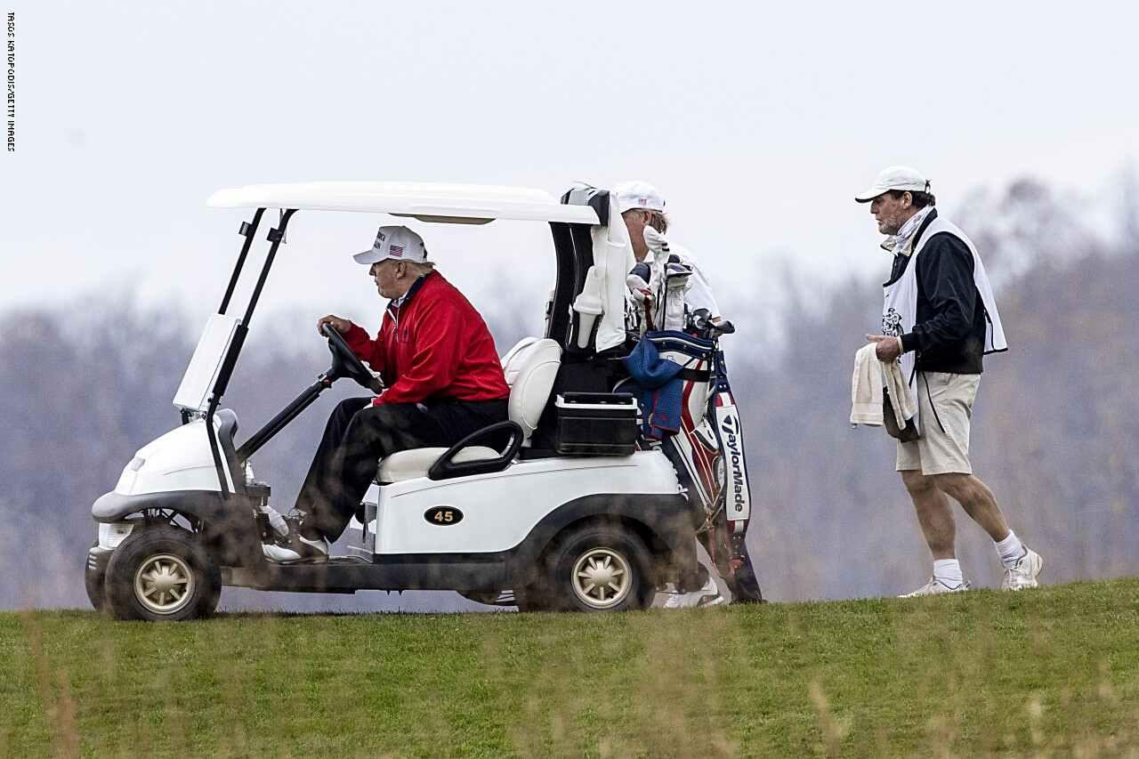 Photo of ترامب يتجاهل قمة العشرين ويتوجه إلى نادي الغولف