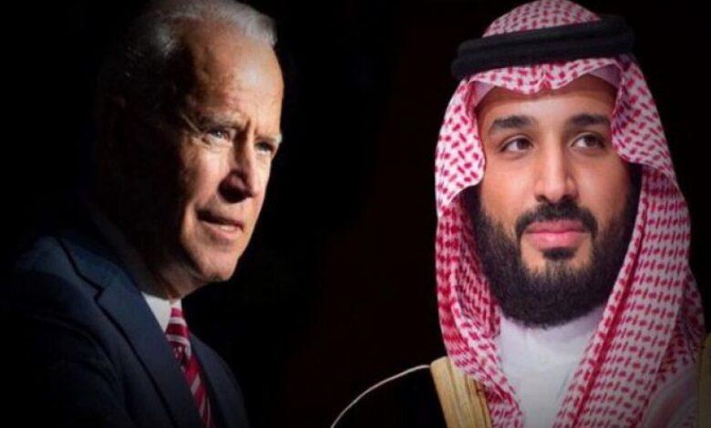 أمريكا والسعودية