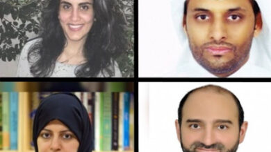 معتقلين محررين