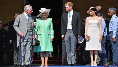 العائلة البريطانية