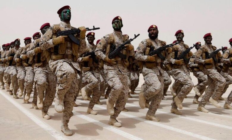 جيش آل سعود
