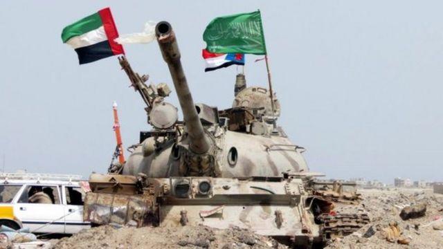 الحرب على اليمن