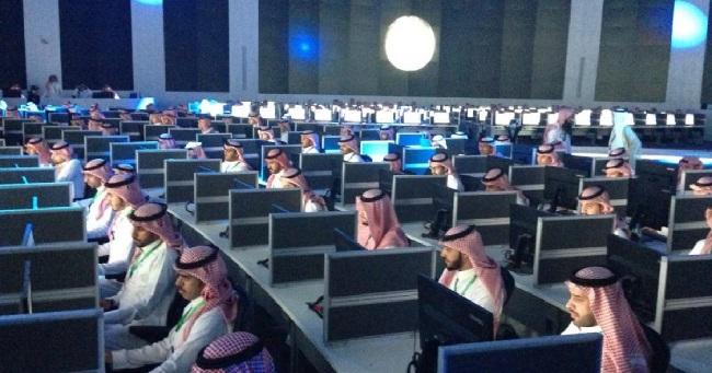 جيش إلكتروني