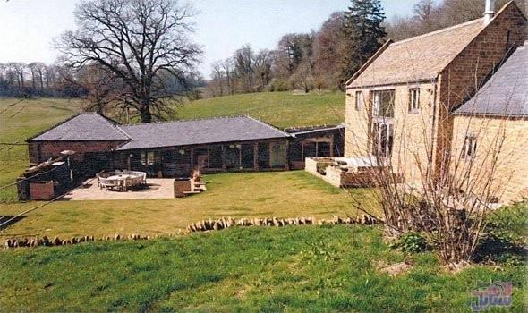 منزل ريفي