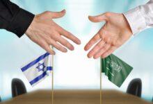 علاقات النظام السعودي مع إسرائيل