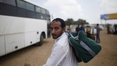 العمال اليمنيين