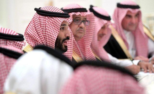 التعامل مع المسئولين السعوديين